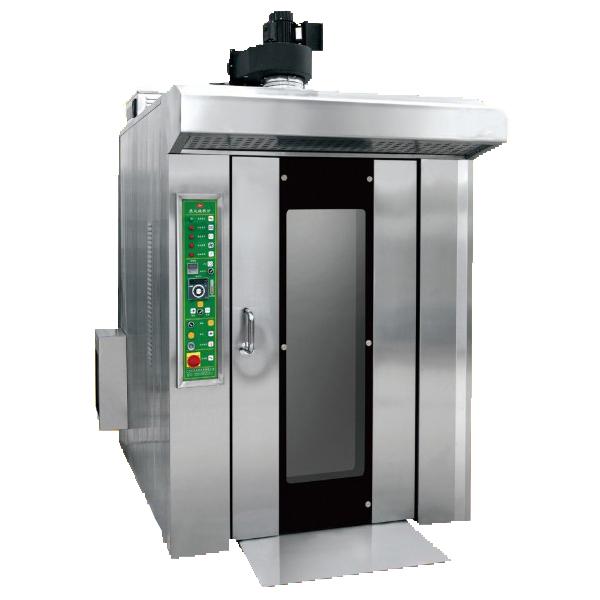 16 trays rotary oven