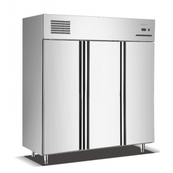 3-Door Commercial refrigerator