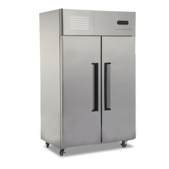 2-Door Commercial Freezer
