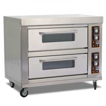 Double Deck Electric Oven for Sale