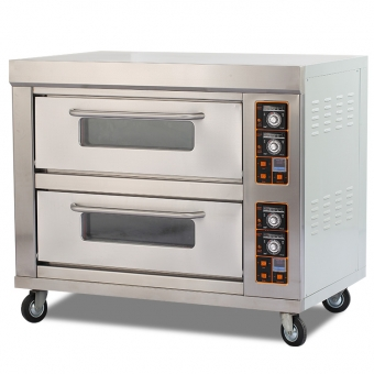 Double Deck Electric Bakery Oven