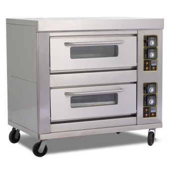 Commercial Bakeries Used Pizza Ovens