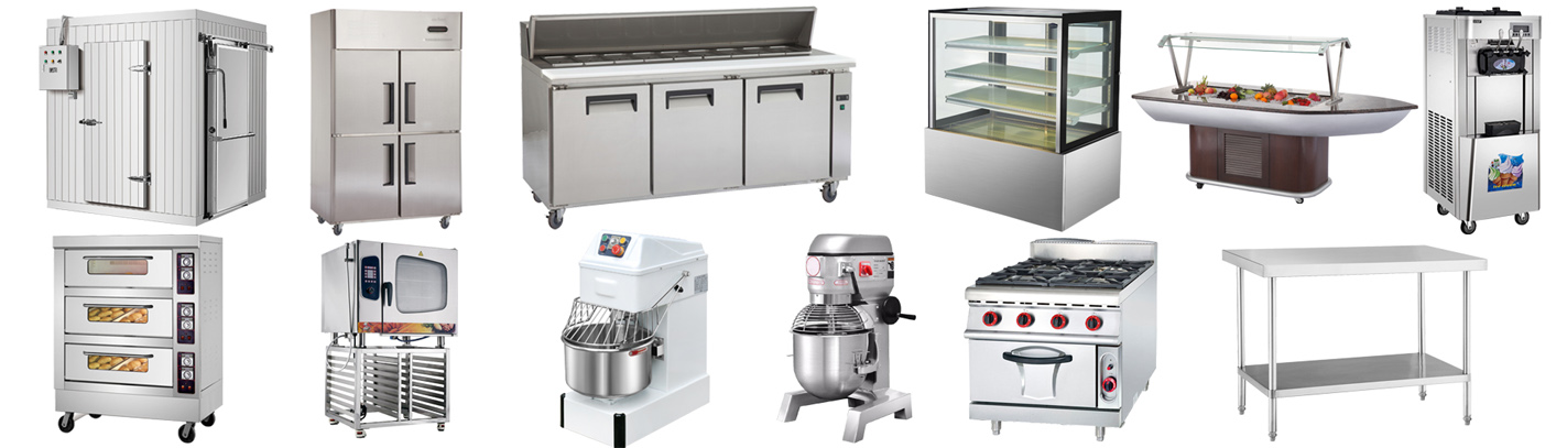 Kitchen Appliances & Refrigeration Equipment
