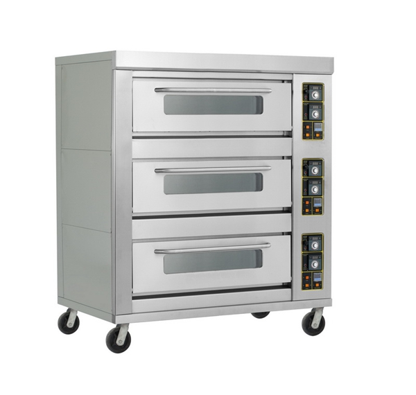 Small&Middle Bakery Shop Equipment Solutions